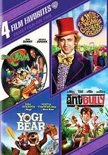 4 Film Favorites: Family Film Fun Time,DVD,BRAND NEW , FREE SHIPPING