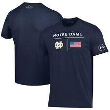 Notre Dame Fighting Irish Under Armour Military Appreciation Performance T-Shirt