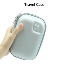 No!No! Silver Colour Carry Pouch TRAVEL CASE ONLY for NO NO Hair Removal