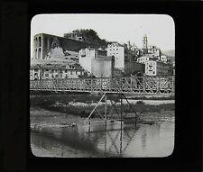 ITALIA Italie Vintimille Ventimiglia ca 1900 Plaque de verre projection