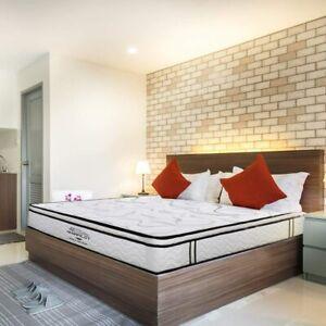 10 inch Memory Foam Mattress/bed in a Box, Innerspring Hybrid Mattress/Full Size