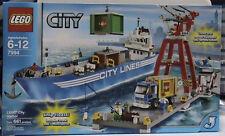 NEW Lego Town City 7994 LEGO City Harbor SEALED