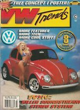VW Trends - July 1995 - Swimsuit Edition - 65 Ghia - Phoenix Bug O Rama