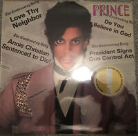 Prince Controversy German Reissue LP