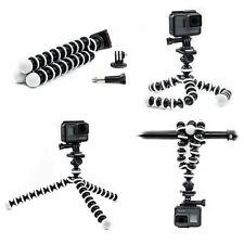 Soporte de montaje en Trípode Flexible Pulpo Para Kitvision sumergir 360 Escape Cam Acción