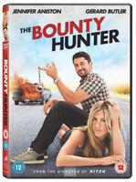 The Bounty Hunter DVD (2010) Jennifer Aniston, Tennant (DIR) cert 12 ***NEW***