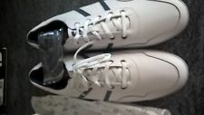 BNIB Footjoy Leather Contour Casual spikeless golf shoes size UK 10.5 m
