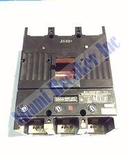 THJK436250 General Electric GE Type THJK Circuit Breaker 3 Pole 250 Amp 600V