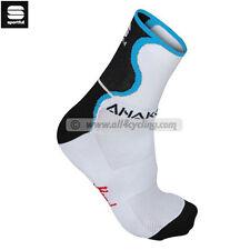 Calze Sportful Anakonda - Bianco/Nero/Blu - [36/39] (S)...