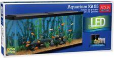Aquarium Starter Kit with Tetra Filter, 55 Gallon, LED Natural Daylight Shimmer