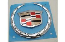 Cadillac SRX!! LARGE WREATH & CREST EMBLEM!! GAS DOOR COVER!!
