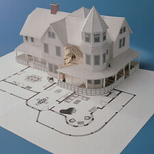 Design Works 3-D Home Kit-All You Need to Construct a Model Of Your Home