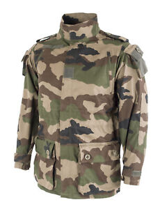 Genuine French Army Combat Felin T4 Combat Jacket S2 CCE Camo. Fast Shipping
