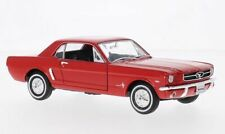 Ford Mustang Coupe, rot, 1:24, Welly