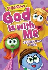 God Is with Me: 365 Daily Devos for Girls (VeggieTales), Veggietales, Acceptable