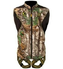 Hunter Safety System Elite Harness w/ ElimiShield Scent Control Tech. (S/M)