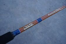 Seeker American Series A870 7' 15-40lb Line Saltwater Conventional Rod Usa Vgc