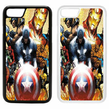 Heroes Rigid Plastic Mobile Phone Fitted Cases/Skins