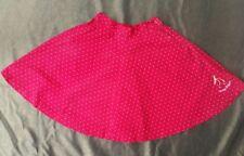 New H&M Red Polka Dot Full Circle Skirt-Girls 5-6yrs