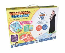 Genuine My Salah Mat Children's Interactive Prayer Mat Official Usa Reseller