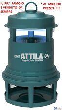 Cattura zanzare Attila CFG H041 Zanza Trap H033 2 Lampade da esterno Pappataci