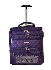 Aerolite - Aerolite Carry On Under Seat Wheeled Trolley Luggage Bag