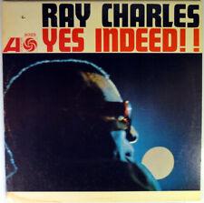 RAY CHARLES-YES INDEED!!-1964 ATLANTIC MONO LP