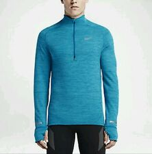 Nike Element Sphere Half-Zip Men's Running Shirt (XL) 683906 408