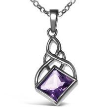 Collares y colgantes de joyería cadena de plata de ley plata