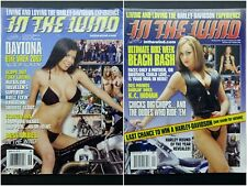 In The Wind by Easyriders Magazine September 2006 & 2007 Biker Lifestyle