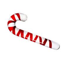 Dildo in Vetro Bastoncino di Zucchero Speciale Natale - Spedizione Gratis