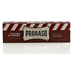 Proraso Neu Rasiercreme Tube - Sandelholz Und Sheabutter - 150ml