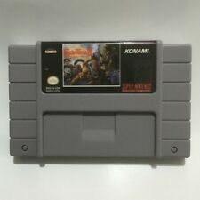 Super Castlevania IV SNES (Super Nintendo Entertainment System)√