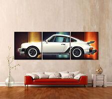 Pop Art Porsche 911 CARRERA lienzo regalo Imagen Impresa Artística malereistil