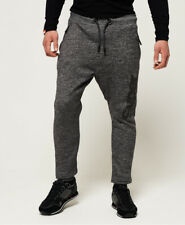 Superdry Mens Time Trial Angled Pocket Joggers Size S