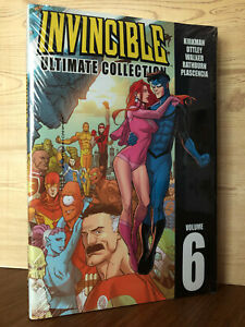 Invincible Ultimate Collection Vol 6 2012 HC Hardcover Sealed