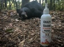 "Bear Attractant, Bear love our ""Bacon"" flavor attractant!"