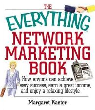 The Everything Network Marketing Book: How Anyone Can Achieve Easy-ExLibrary