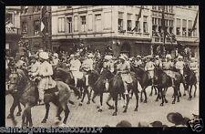 BELGIE 48.-1923 ANVERS -8 Cortege des Bijoux, Inde-Groupe de cavaliers