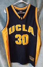 VINTAGE COLOSSEUM ATHLETICS NCAA UCLA BRUINS BASKETBALL JERSEY MEN'S XXL #30
