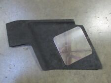 Lamborghini Murcielago, LH, Front Console Left Trim Panel, Black, Used 78013687
