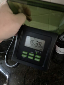 Used Woods Outdoor appliances Timer green cover