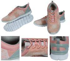 New Ladies & Girls Lightweight Trainers Women Running Gym Shoes UK Size 4 5 6 7