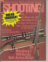 Magazine SHOOTING TIMES August 1976 SMITH & WESSON Model 28 .357 Magnum REVOLVER