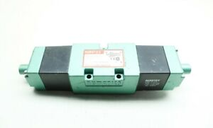 Numatics 554SS400K000030 Pneumatic Solenoid Valve 110-120v-ac 150psi