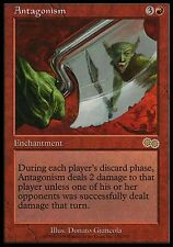 1x Antagonism Urza's Saga MtG Magic Red Rare 1 x1 Card Cards