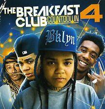 "M.A., GATES, YACHTY, FUTURE, DRAKE  ""BREAKFAST CLUB CTDWN 4 ""  MIX CD.NOV 2016."