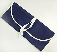 Japanese Kitchen Knife Case Roll Cloth Cotton knife Bag Made in Japan storage