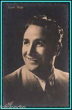 GIACOMO LAURI-VOLPI - Italian Tenor - Original Vintage Handsigned Postcard