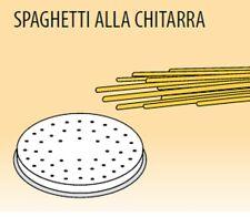 Trafila spaghetti alla chitarra mm 2x2 ottone bronzo per macchina pasta MPF1,5N
